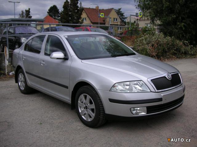 Škoda Octavia II 1.6 FSi
