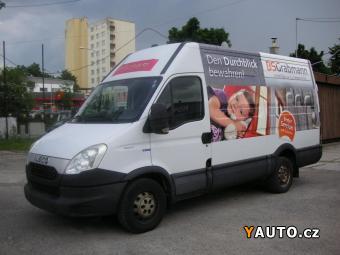 Prodám Iveco Daily 3.0-35S17 Serviska