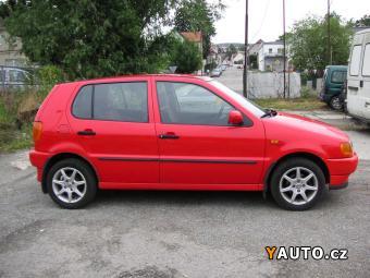 Prodám Volkswagen Polo 1.0i Eko. Uhrazeno