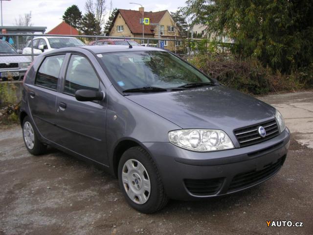 Fiat Punto 1.2i Active