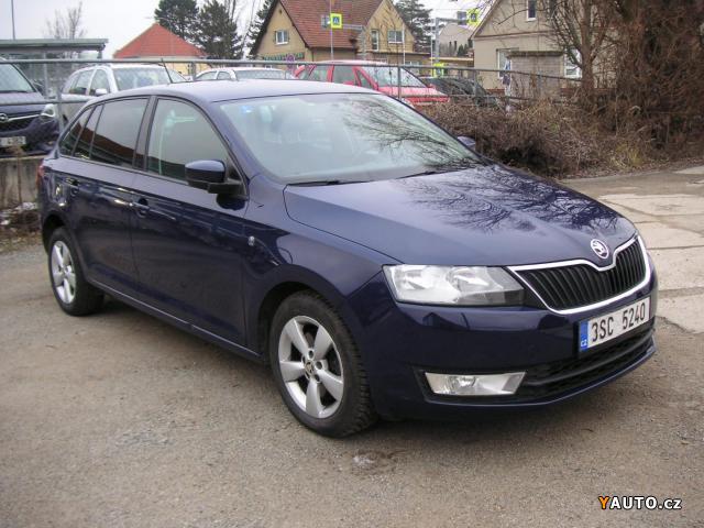 Škoda Rapid 1.6 TDi