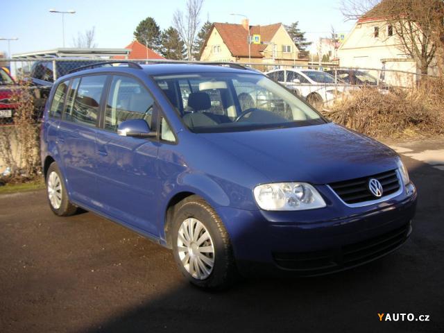 Volkswagen Touran 1.6 MPi