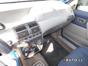 Prodám Fiat Punto 1.2, EKO ZAPLACENO