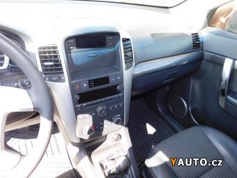 Prodám Chevrolet Captiva 2.0 CDT 4x4