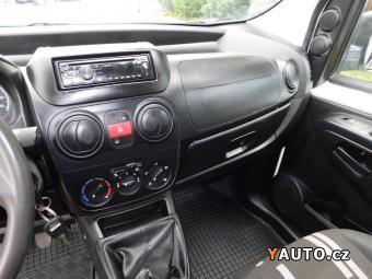 Prodám Fiat Fiorino 1.3 JTD, 2x posuvné dveře