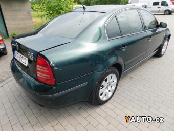 Prodám Škoda Superb 1.9 TDI