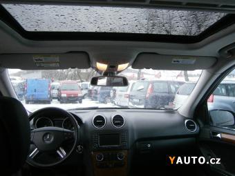 Prodám Mercedes-Benz Třídy M ML 350 3.5 roční záruka