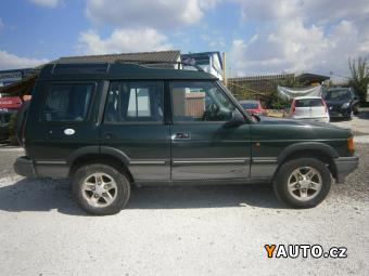 Prodám Land Rover Discovery 2.5 TD