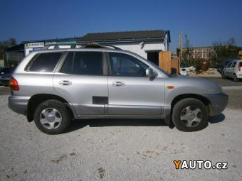 Prodám Hyundai Santa Fe 2.4i Nové Rozvody