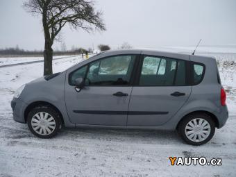 Prodám Renault Modus 1,5 dci