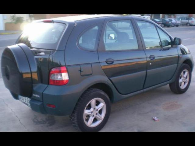 Prodám Renault Scénic RX 4, 1.9DCI, 4x4