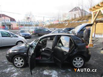 Prodám Seat Ibiza 1.4i klima