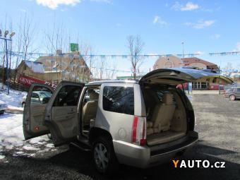 Prodám Cadillac Escalade 6.2i LPG 7. MÍST