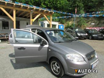 Prodám Chevrolet Aveo 1.2i 53 kW