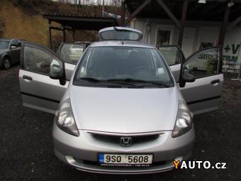 Prodám Honda Jazz 1.2i 57 kW