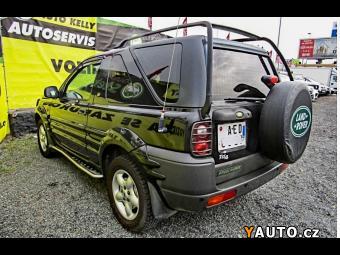 Prodám Land Rover Freelander Sport,  2.0 DI 4x4,  k