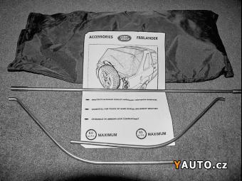 Prodám Land Rover Freelander Sport,  2.0 DI 4x4,  kůž