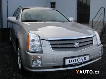 Prodám Cadillac SRX 3.6 V6 Sport Luxury, ZÁRUKA