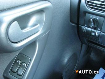 Prodám Opel Combo 1.6 CNG, ZÁRUKA