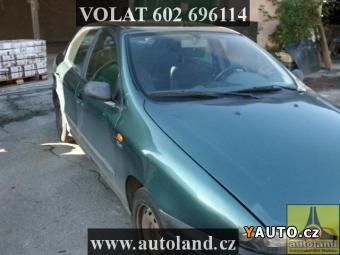 Prodám Fiat Brava VOLAT 602 696114