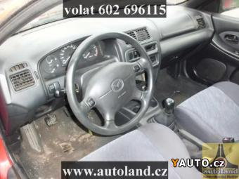 Prodám Mazda 323 VOLAT 602 696115