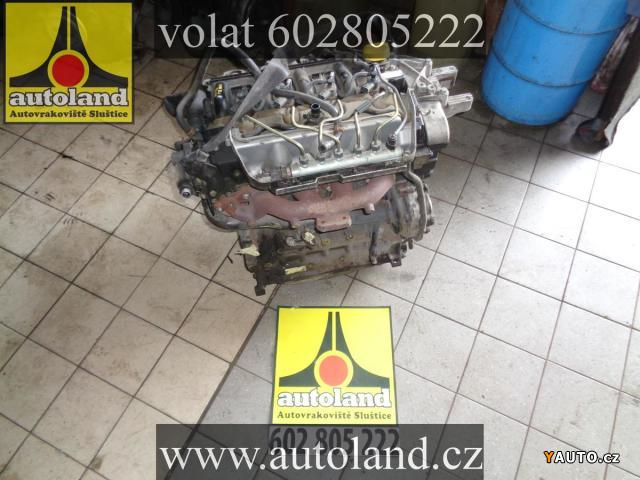Prodám Renault Master VOLAT 602 805222
