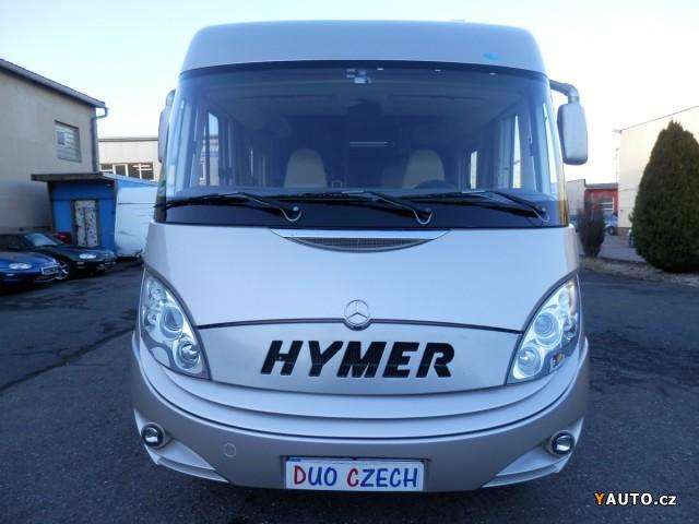 Prodám Hymer S800 MB 518 3.0CDi 135kW