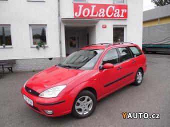 Prodám Ford Focus Turnier 1,6 16V