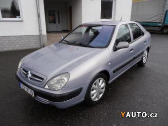 Prodám Citroën Xsara 1,6i 16V