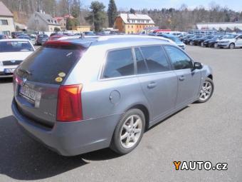 Prodám Cadillac BLS 1,9 CDTi 110kW
