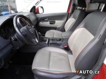Prodám Volkswagen Amarok 2,0 BiTDi 4Motin DSG