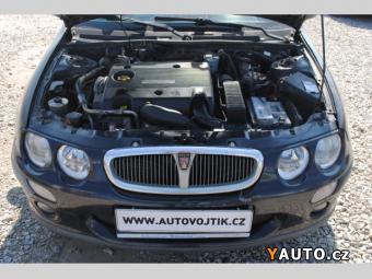 Prodám Rover 25 2.0D KLIMA, EURO III