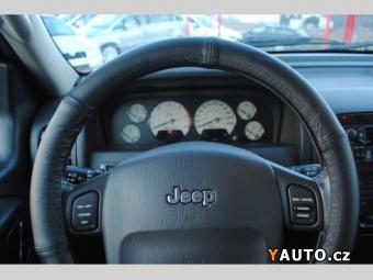 Prodám Jeep Grand Cherokee 2.7CRDi AUTOMAT, 4X4, TAŽNÉ