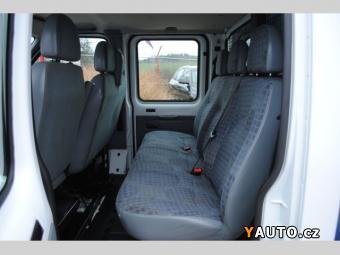 Prodám Ford Transit 2.2TDCI DOUBLECAB, TAŽNÉ, KLIMA