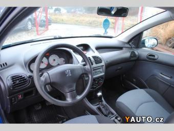 Prodám Peugeot 206 1.4i KLIMA, PO ROZVODECH