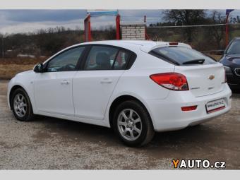 Prodám Chevrolet Cruze 2.0VCDi 120kW, 84tKm, SERVISKA