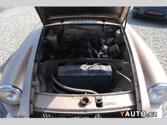 Prodám MG B GT AUTOMAT, POLOKABRIO