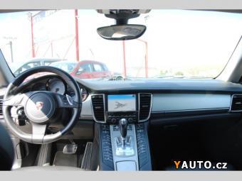 Prodám Porsche Panamera 4S 4.8 V8, PASM, CHRONOPAKET