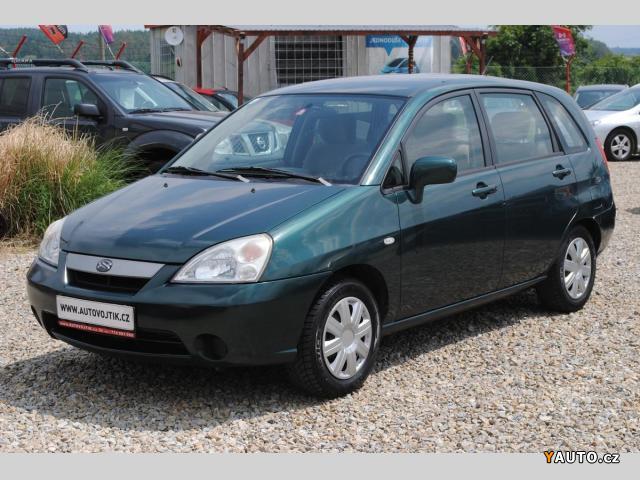 Prodám Suzuki Liana 1.3i GL KLIMA