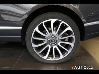 Prodám Land Rover Range Rover 4,4 SDV8 Autobiography, 4-mís
