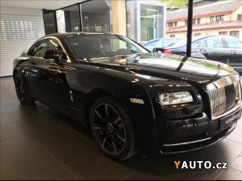 Prodám Rolls Royce Wraith 6,6 V 12, Inspired by Music