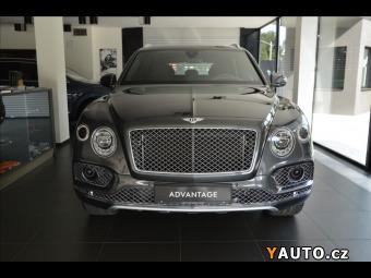 Prodám Bentley Bentayga 4,0 V8 Diesel, Mulliner, Touri