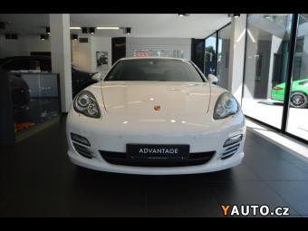 Prodám Porsche Panamera 4,8 4S, Sport-Chrono-Paket-PLUS