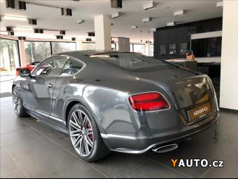 Prodám Bentley Continental GT 6,0 SPEED, Softclose, Karbon-ker