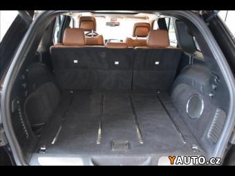 Prodám Jeep Grand Cherokee 3,6 KEYLESS, větrané přední sed