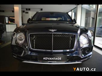 Prodám Bentley Bentayga 4,0 V8 Diesel, Touring Specific