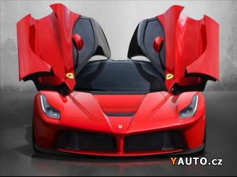 Prodám Ferrari 6,3 LaFerrari IHNED