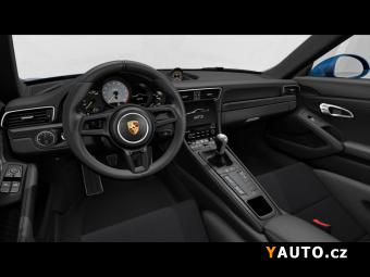 Prodám Porsche 911 4,0 GT3 991.2, Touring, PCCB, LIF