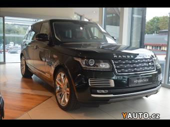 Prodám Land Rover Range Rover 4.4 SDV8 Holland &, Holland