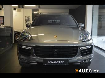 Prodám Porsche Cayenne 4.8 Turbo, Bi-Color